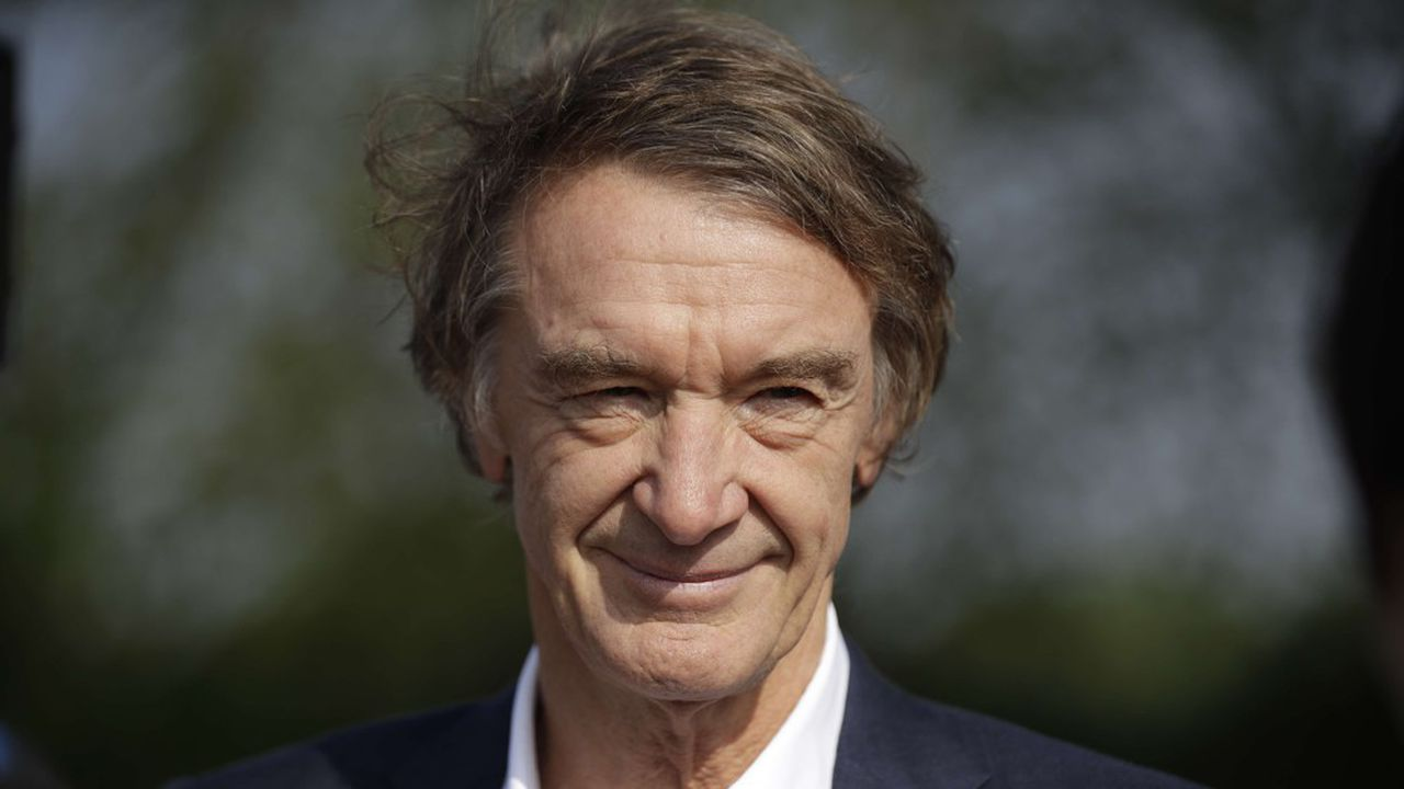 Jim Ratcliffe, 66 ans, est un magnat britannique de l'énergie.