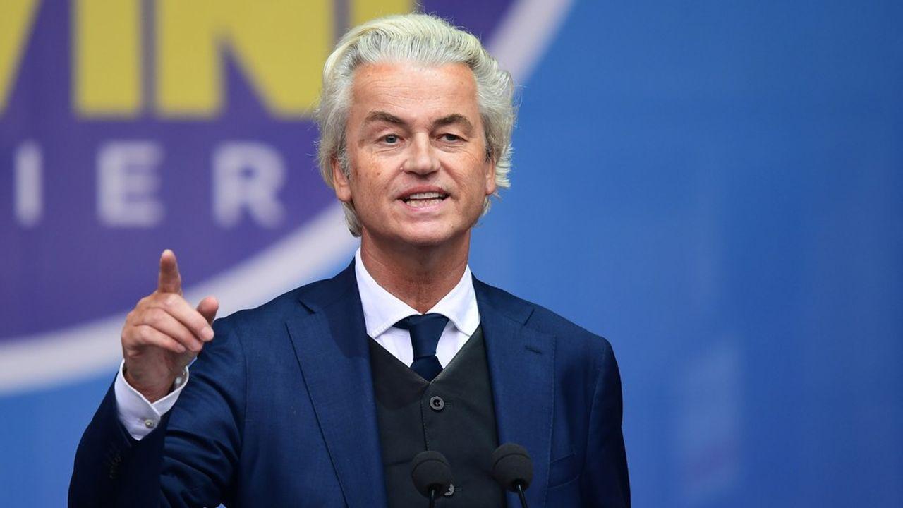 Geert Wilders, le leader du parti néerlandais populiste PVV, qui était présent à Milan le 18mai aux côtés de Marine Le Pen, Matteo Salvini et d'autres dirigeants de l'extrême droite européenne, a perdu sa «magie», estime le journal «NRC».