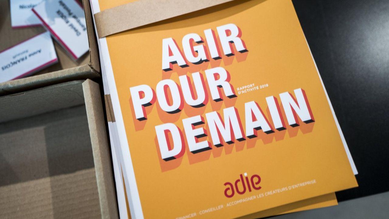 Avec ses offres de microcrédit, l'association Adie aide les créateurs d'entreprise modestes qui ne parviennent pas à obtenir des prêts bancaires.