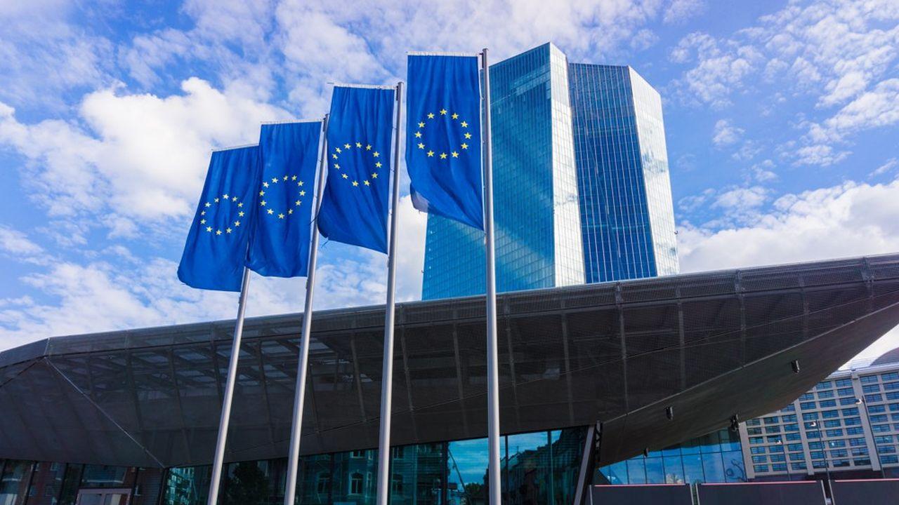 La Banque centrale européenne ne parvient pas à faire tendre la hausse des prix vers son objectif de moyen terme, situé juste en dessous de la barre des 2%.