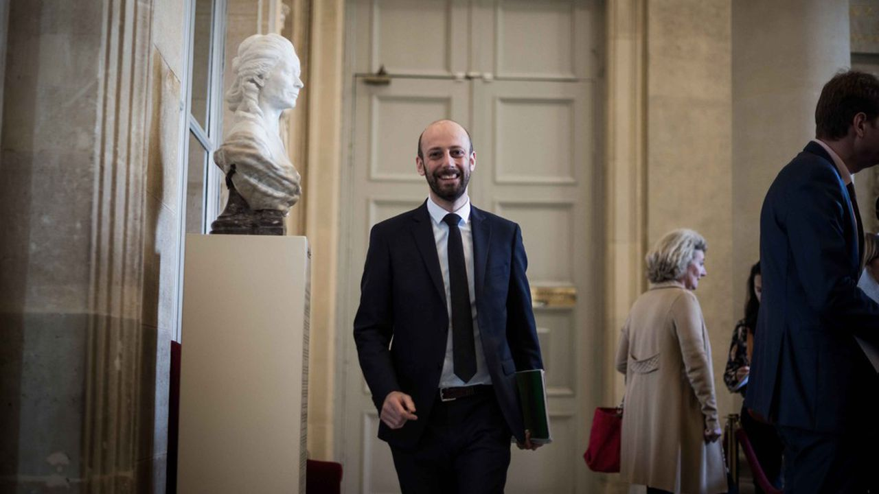 LREM, dirigé par Stanislas Guerini (photo) compte sur les élections municipales de mars2020 pour s'implanter localement et continuer à affaiblir LR.