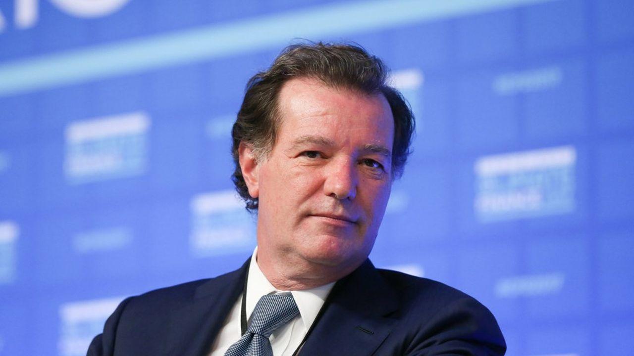 Laurent Mignon, président du directoire de BPCE veut resserrer les liensdu groupe bancaire avec la Banque Postale et CNP Assurances.