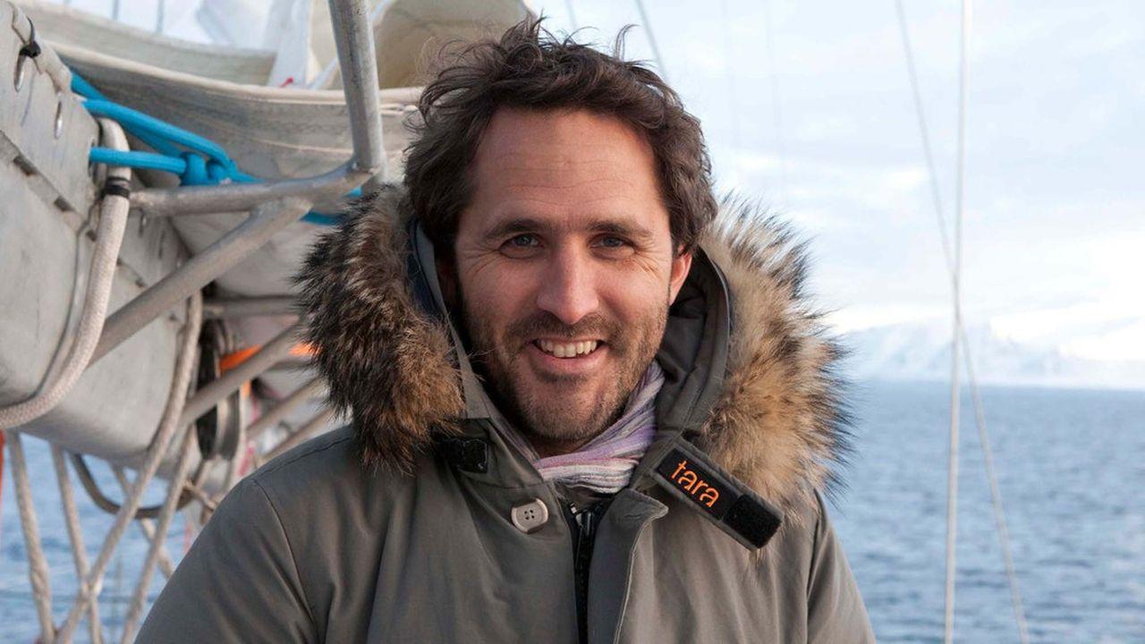 Romain Troublé, le directeur de la Fondation Tara Océan.