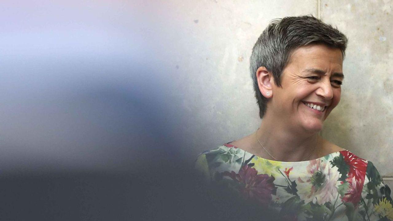 La commissaire à la Concurrence, Margrethe Vestager, s'est fait un nom à Bruxelles en voulant soumettre les Gafa à une fiscalité plus réaliste.