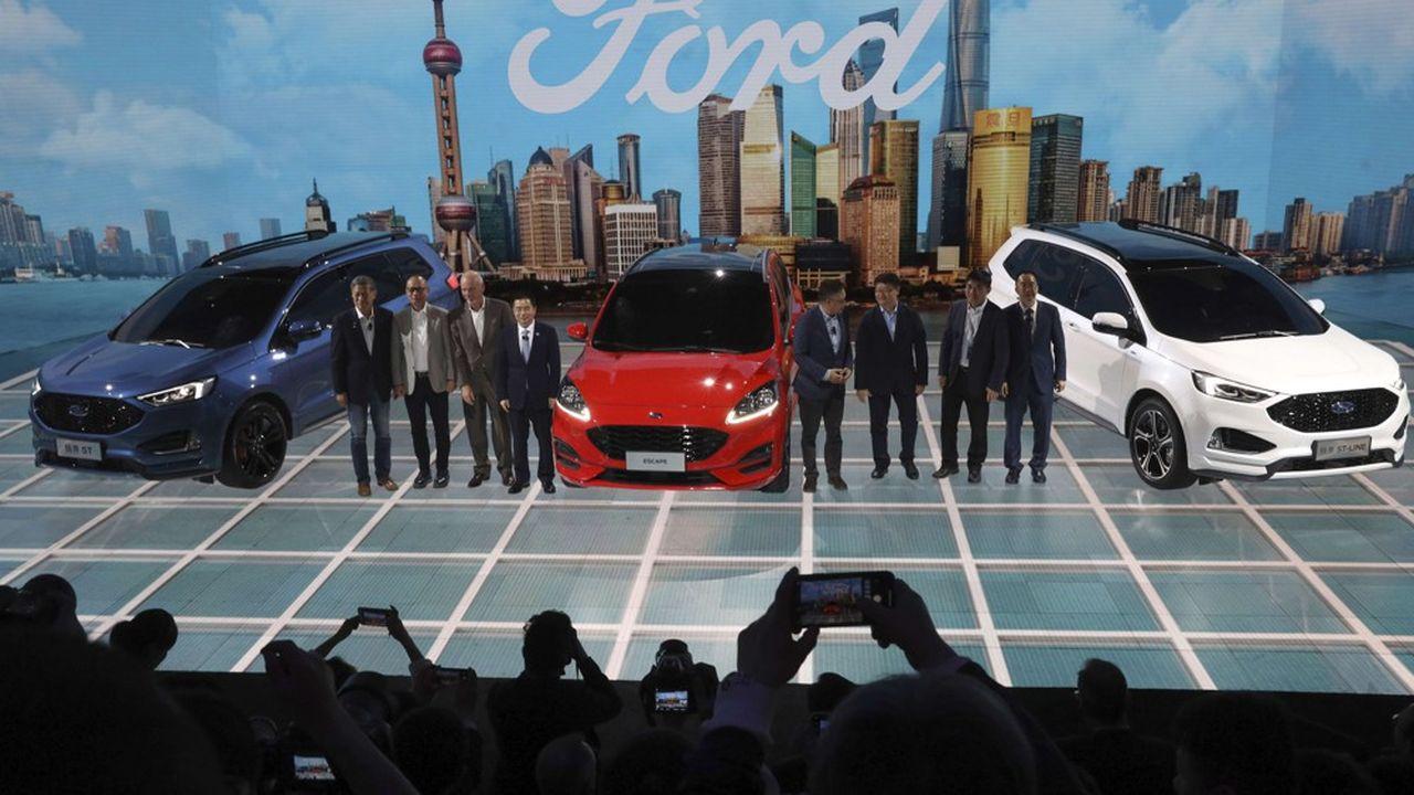 Le régulateur chinois estime que depuis 2013, la coentreprise unissant Ford et le constructeur chinois Chang'an a contrevenu la loi anti-monopole