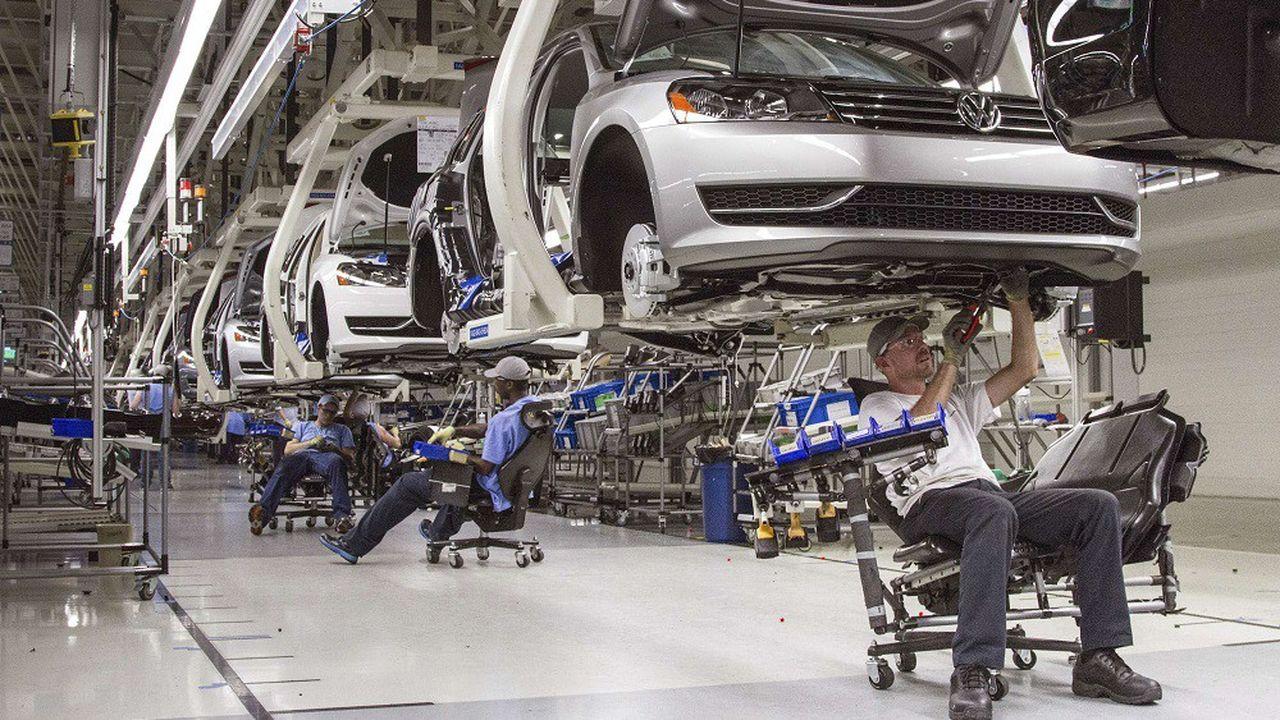 Volkswagen avait annoncé initialement de 5.000 à 7.000 suppressions de postes.