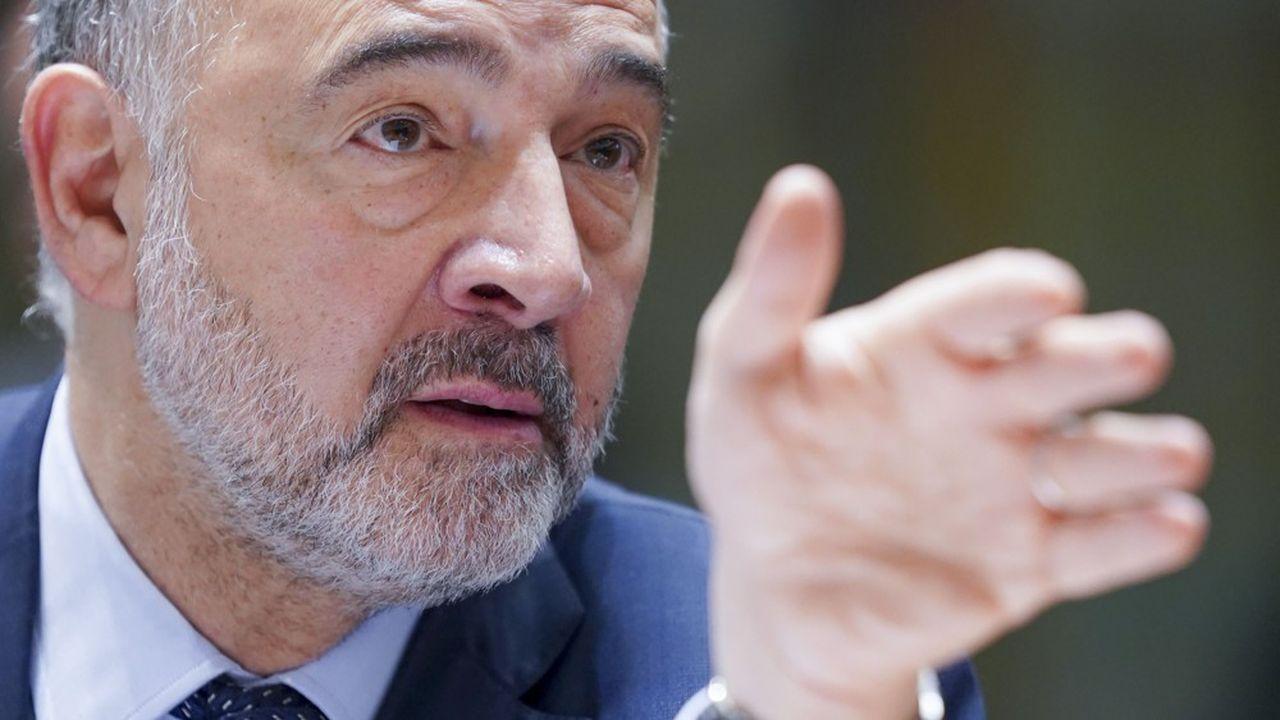 La commission européenne propose de placer l'Italie en déficit excessif — Dette