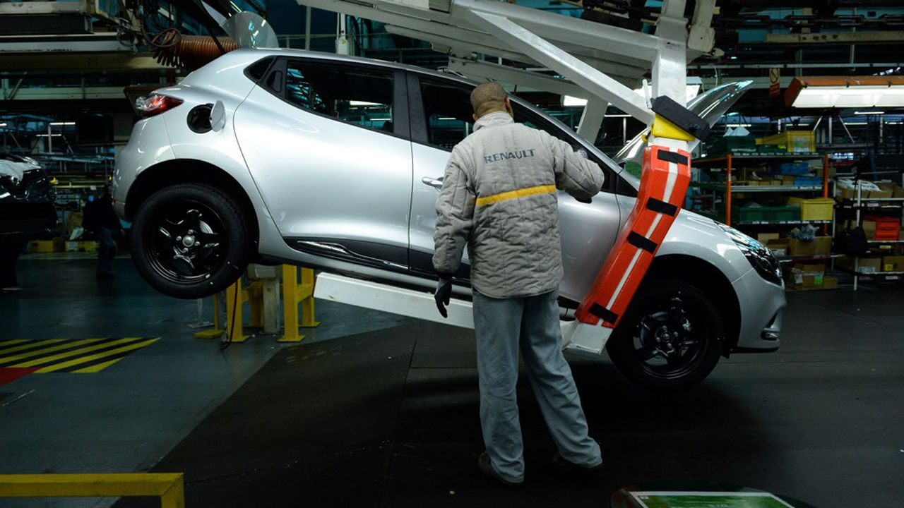 Les syndicats de Renault s'inquiètent pour l'emploi dans les usines françaises, mais pas seulement.