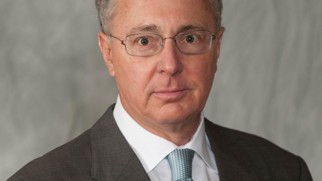 Roger Perlmutter, président de la recherche de Merck-MSD.