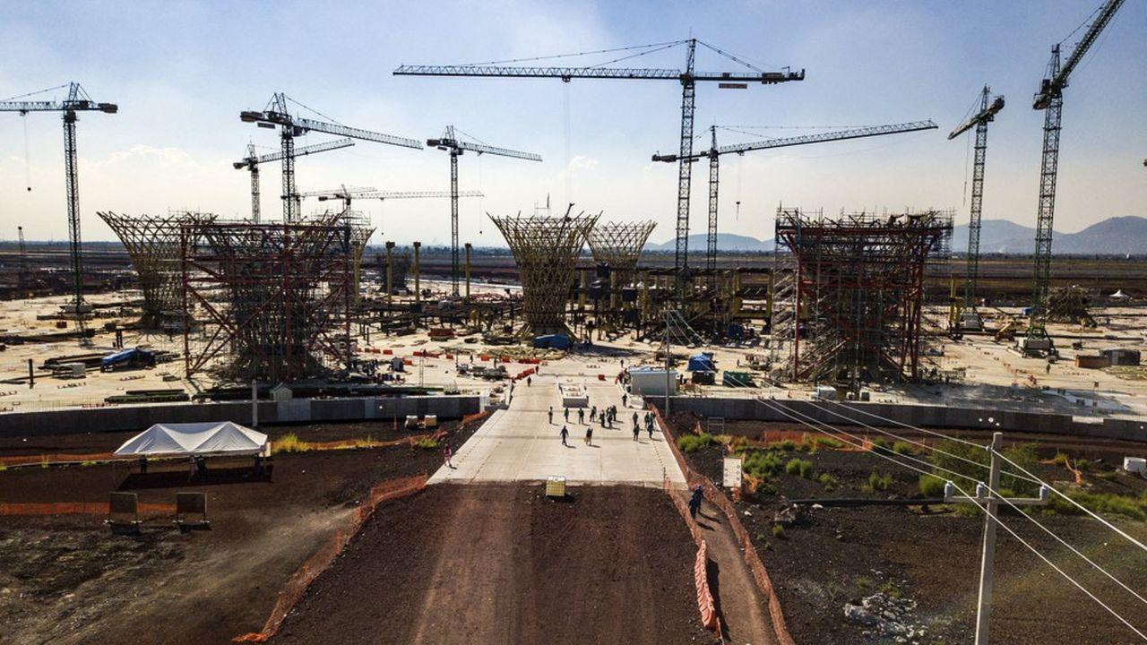 Les besoins en infrastructures dans les émergents sont gigantesques. En novembre, au Mexique, le mega projet d'aéroport de Mexico a été interrompu pour des raisons politiques alors que les travaux étaient réalisés au tiers.