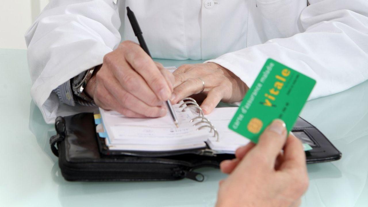 La fraude aux prestations sociales associée à des «faux numéros de Sécurité sociale» «se mesure en millions d'euros et non en milliards», selon un rapport sénatorial rendu public ce mercredi.