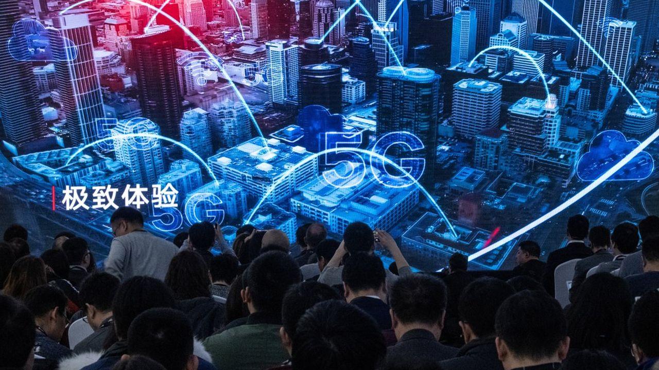 Les licences commerciales ont été attribuées aux troisopérateurs mobiles (China Mobile, China Unicom et China Telecom), ainsi qu'au câblo-opérateur China Broadcasting Network.
