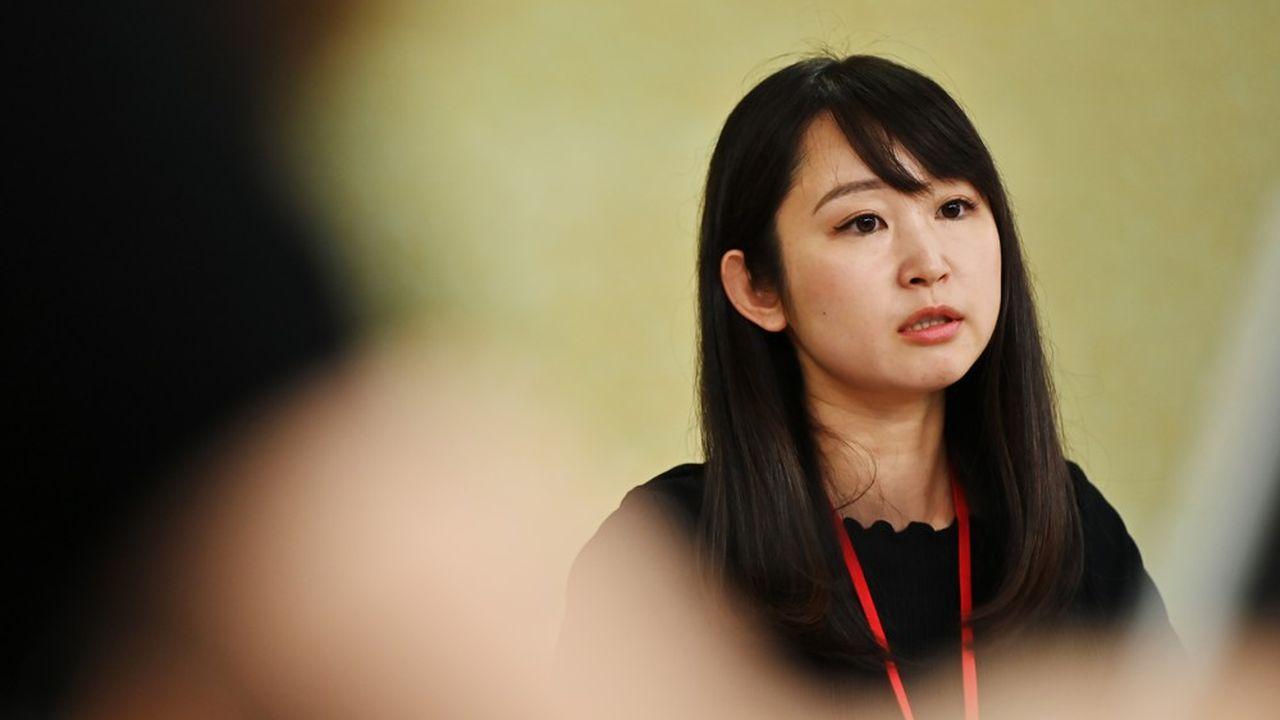 rencontre une femme japonaise au Royaume-Uni