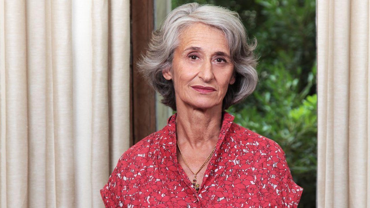 Priscilla de Moustier, présidente de Wendel Participations: «Je ne dis pas, nous sommes là depuis 315 ans et nous serons là dans 315 ans. Mon échéance c'est la prochaine génération.»