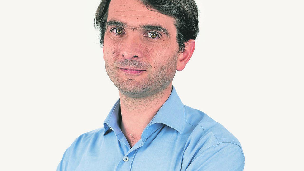 Armand Thiberge, cofondateur et président de Sendinblue.