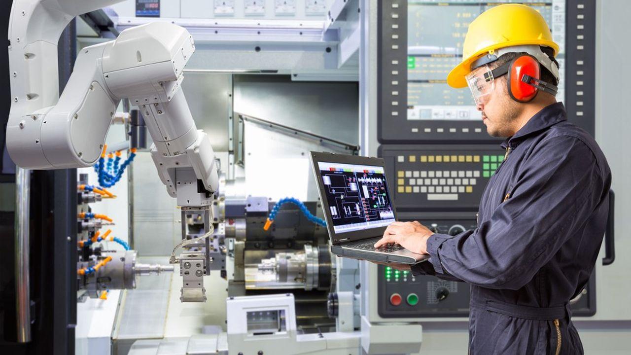 Les gains de productivité liés à l'automatisation sont d'autant plus importants que les salaires sont élevés et l'offre en main-d'oeuvre rare, selon les auteurs.