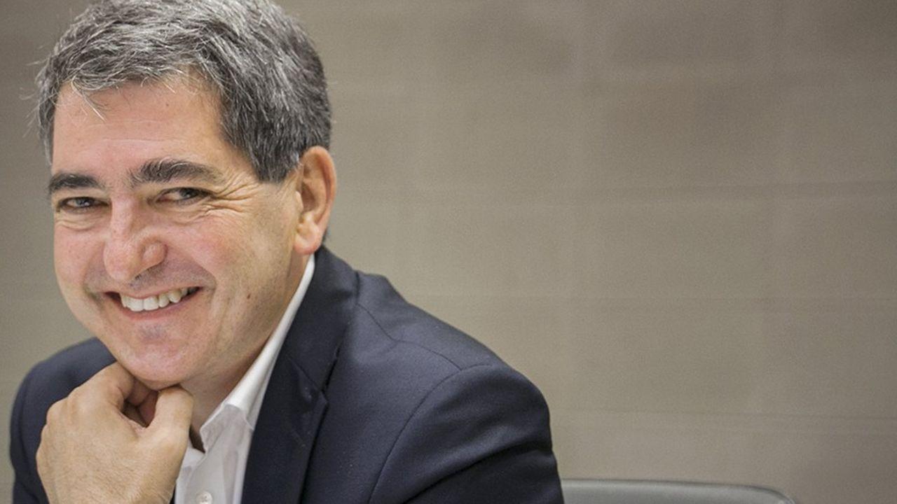 Jean Rottner, premier adjoint du président du Conseil regional.