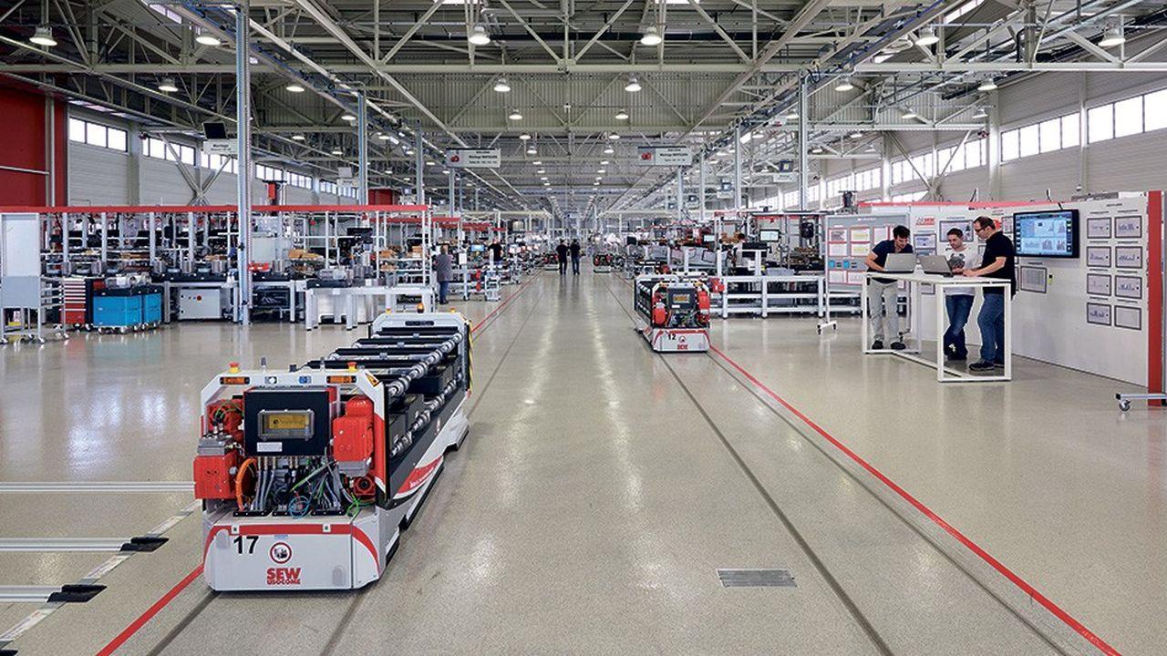 L'industriel a annoncé un investissement de 30 millions d'euros dans une extension de 11.500 mètres carrés et un magasin automatisé.