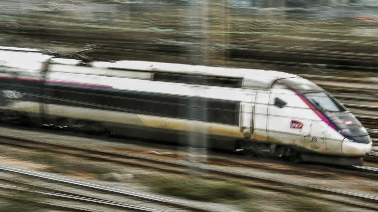 La proportion de TGV à l'heure n'avait cessé de baisser depuis 2015. Les bons chiffres du début 2019 traduisent une inversion de tendance durable, veut croire la SNCF.
