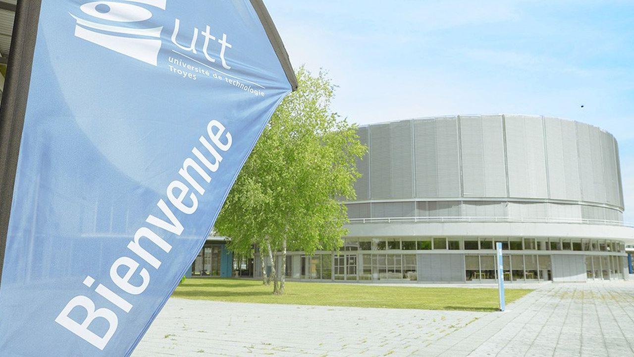 L'UTT vient de créer deux nouvelles branches en alternance avec des contrats de professionnalisation pour le management digital des produits et infrastructures (MDPI), et le management de la cybersécurité.
