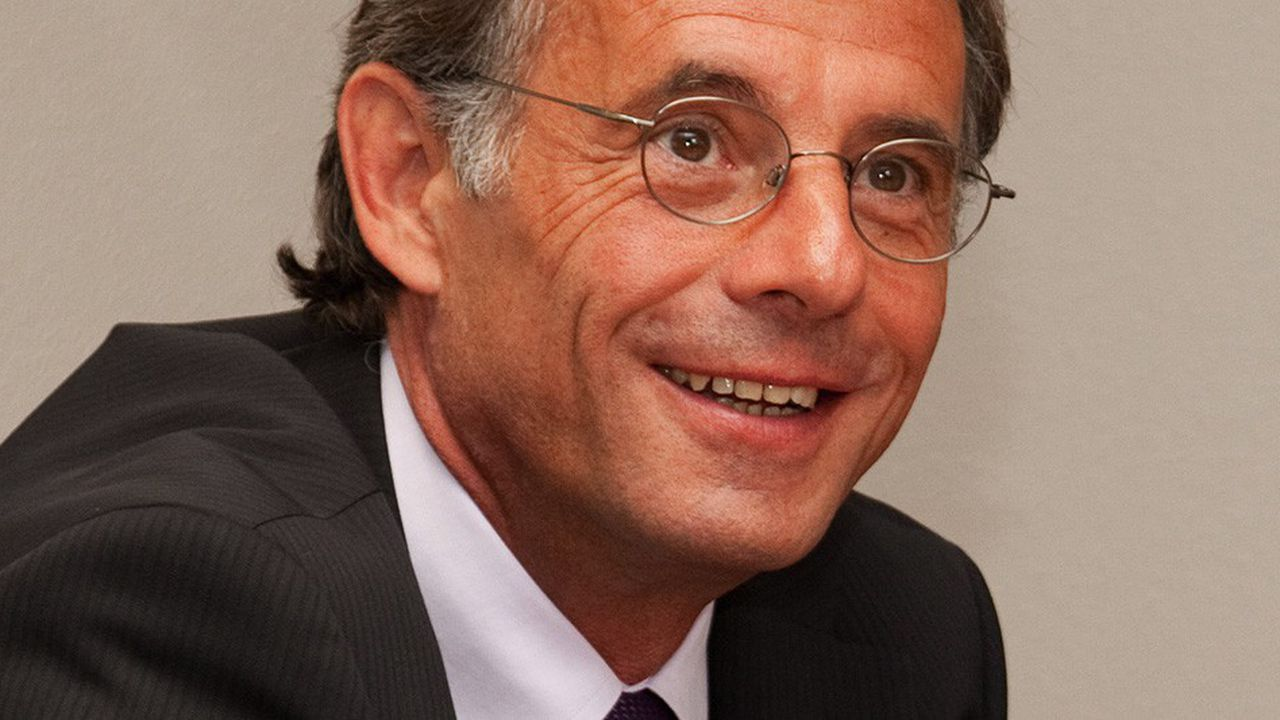 Francis Bécard, directeur général de la Technopole de l'Aube.