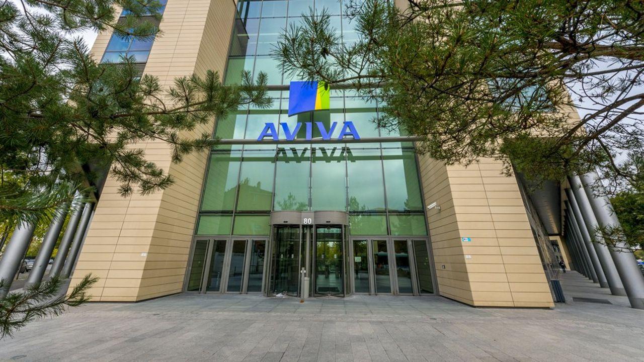 «Aujourd'hui marque une première étape pour rendre Aviva plus simple, plus compétitif et plus commercial », a déclaré jeudi le patron d'Aviva Maurice Tulloch.