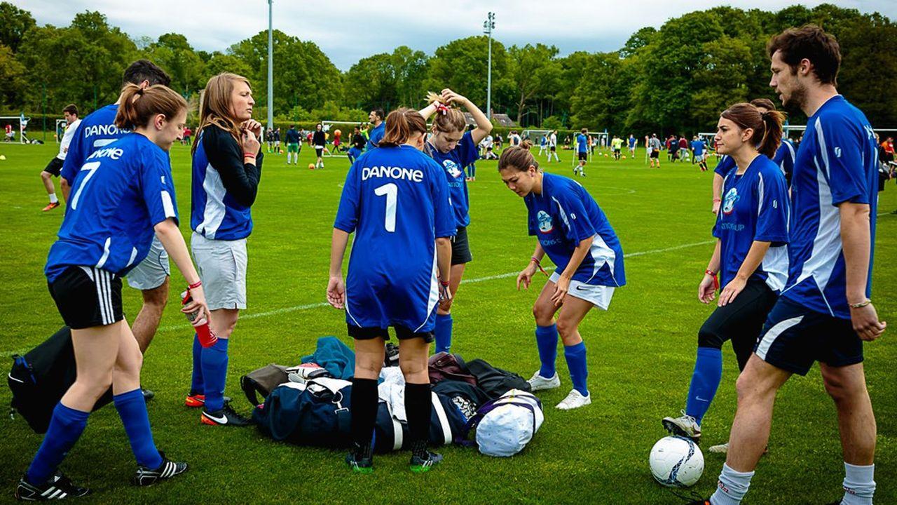 L'association Sport dans la Ville contribue à l'insertion de jeunes défavorisés
