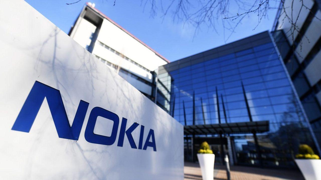 Nokia double Huawei dans la course aux contrats 5G — Télécoms