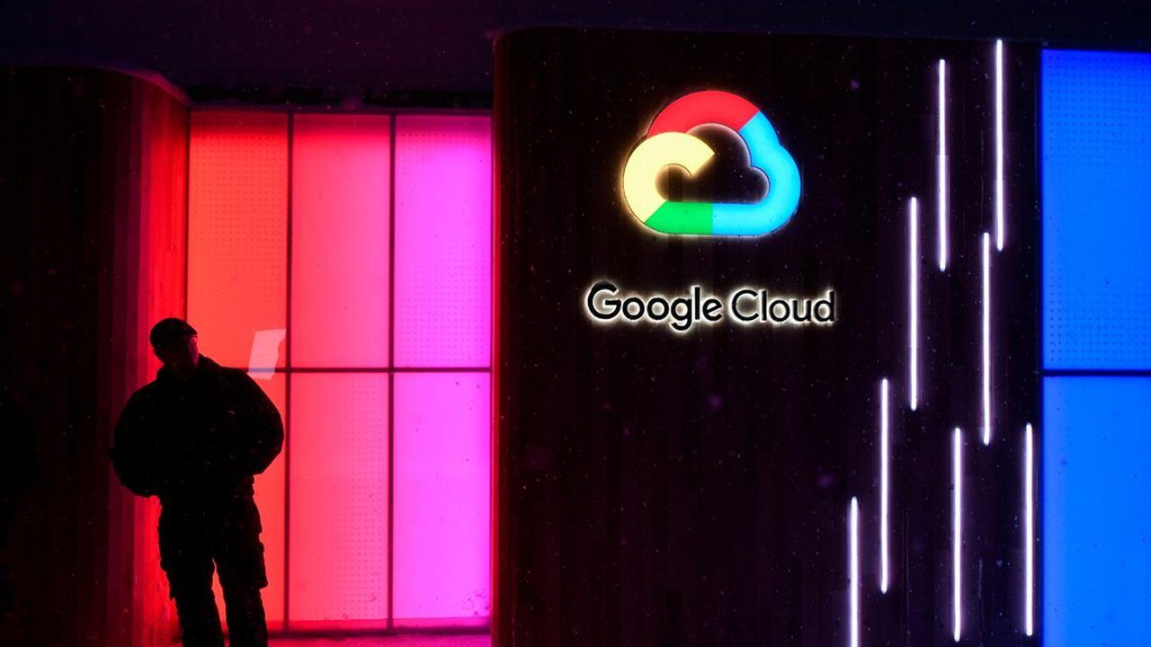 Google Cloud est la filiale du groupe qui commercialise du stockage et des capacités de calcul informatique, ainsi que des outils d'analyse de données.