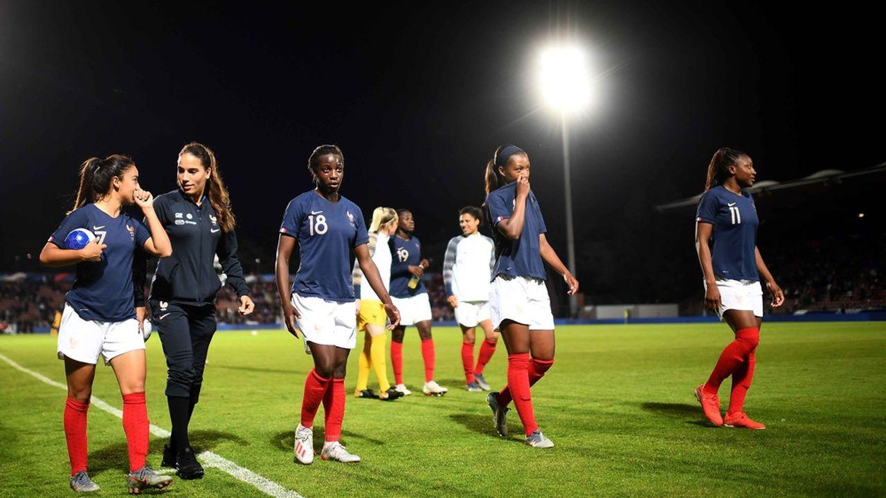 La Coupe du monde de foot féminin débute ce vendredi, avec un match France-République de Corée.