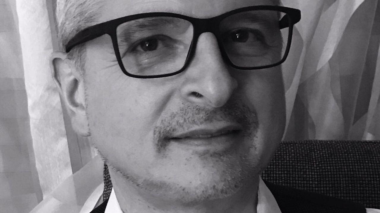 Philippe Peyrard, le président fondateur de la société Ellcie Healthy.