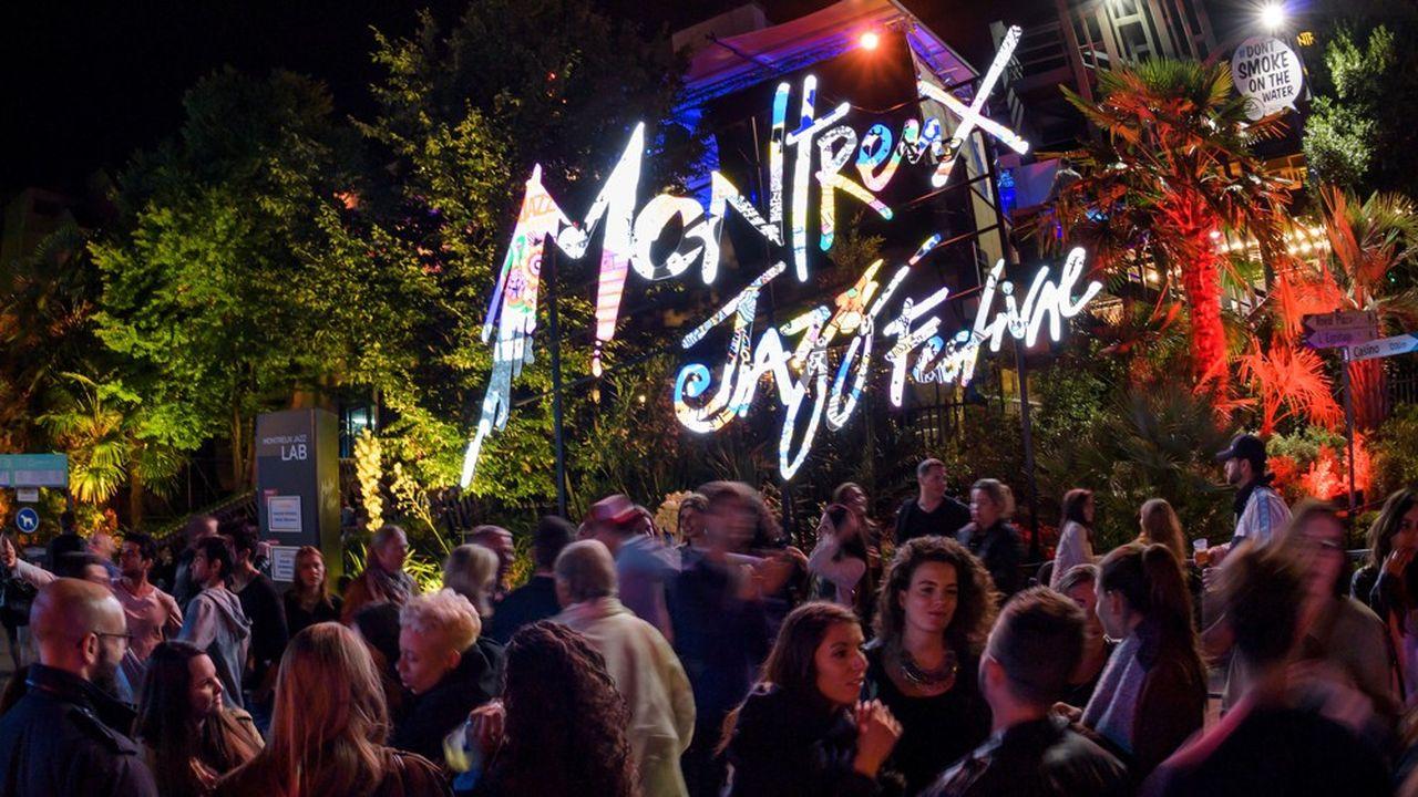 Accor a passé un partenariat global avec le Montreux Jazz Festival.