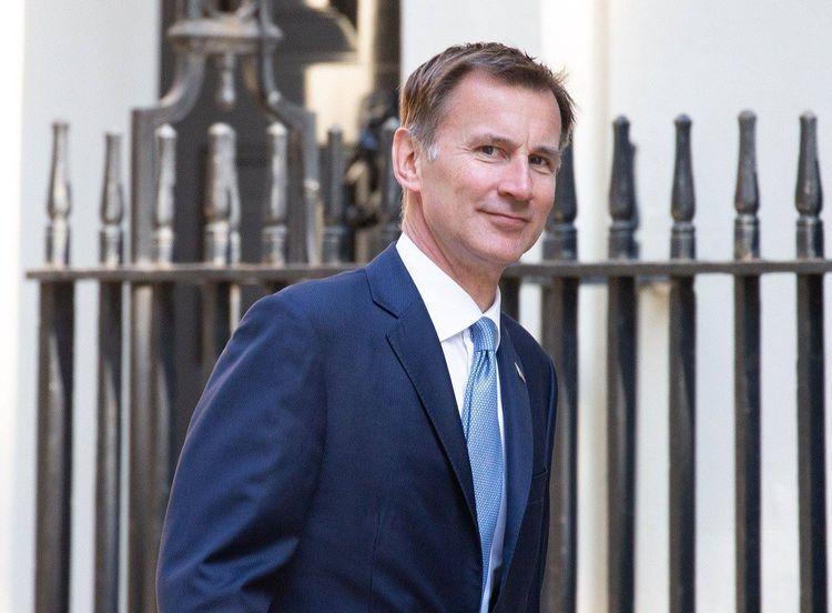 Pour Jeremy Hunt, un Brexit sans accord serait un « suicide politique ».