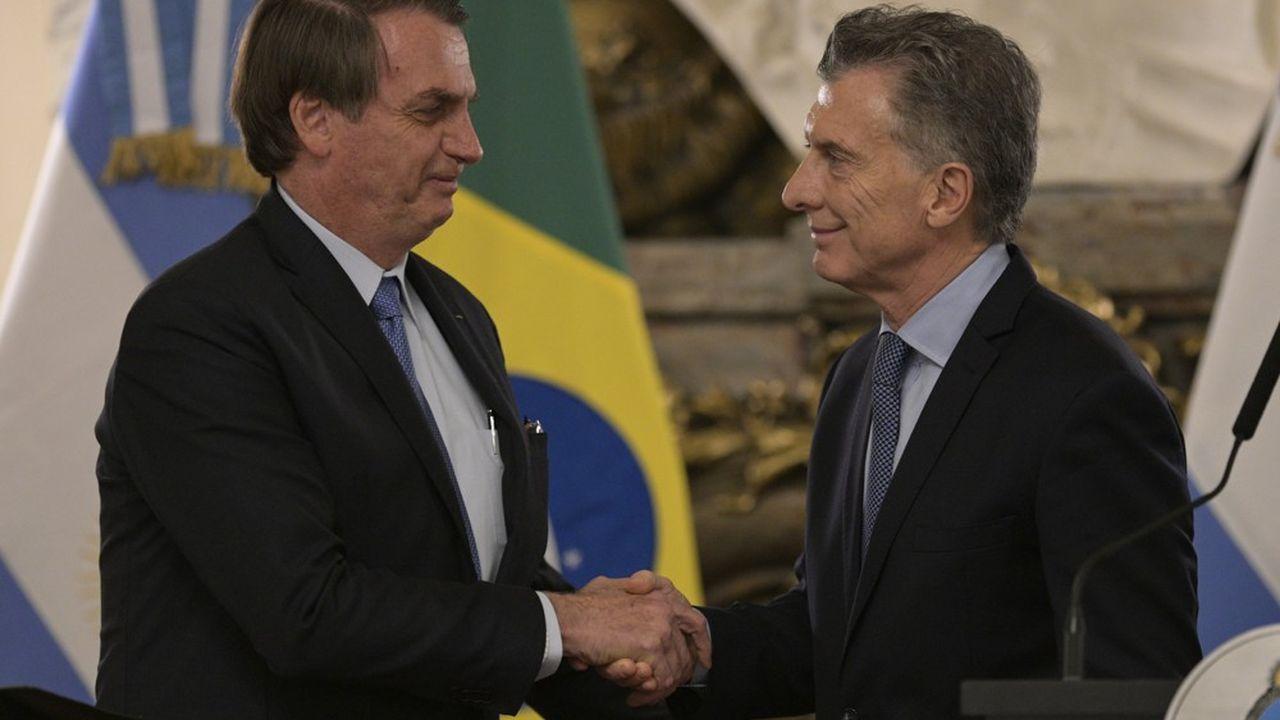En 2018, le real brésilien a enregistré une chute de 15%, selon l'indice MSCI des monnaies émergentes. Le peso argentin s'est lui effondré de 51%.