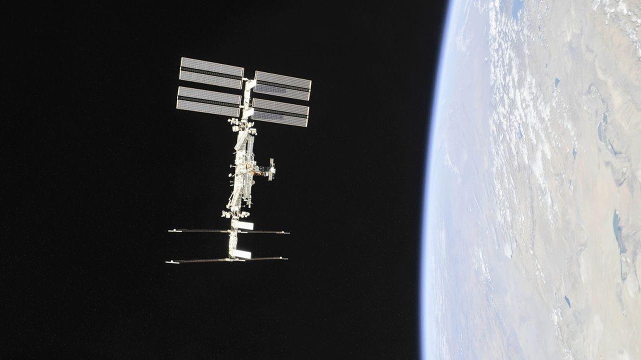 La Nasa ouvrira la Station spatiale aux touristes