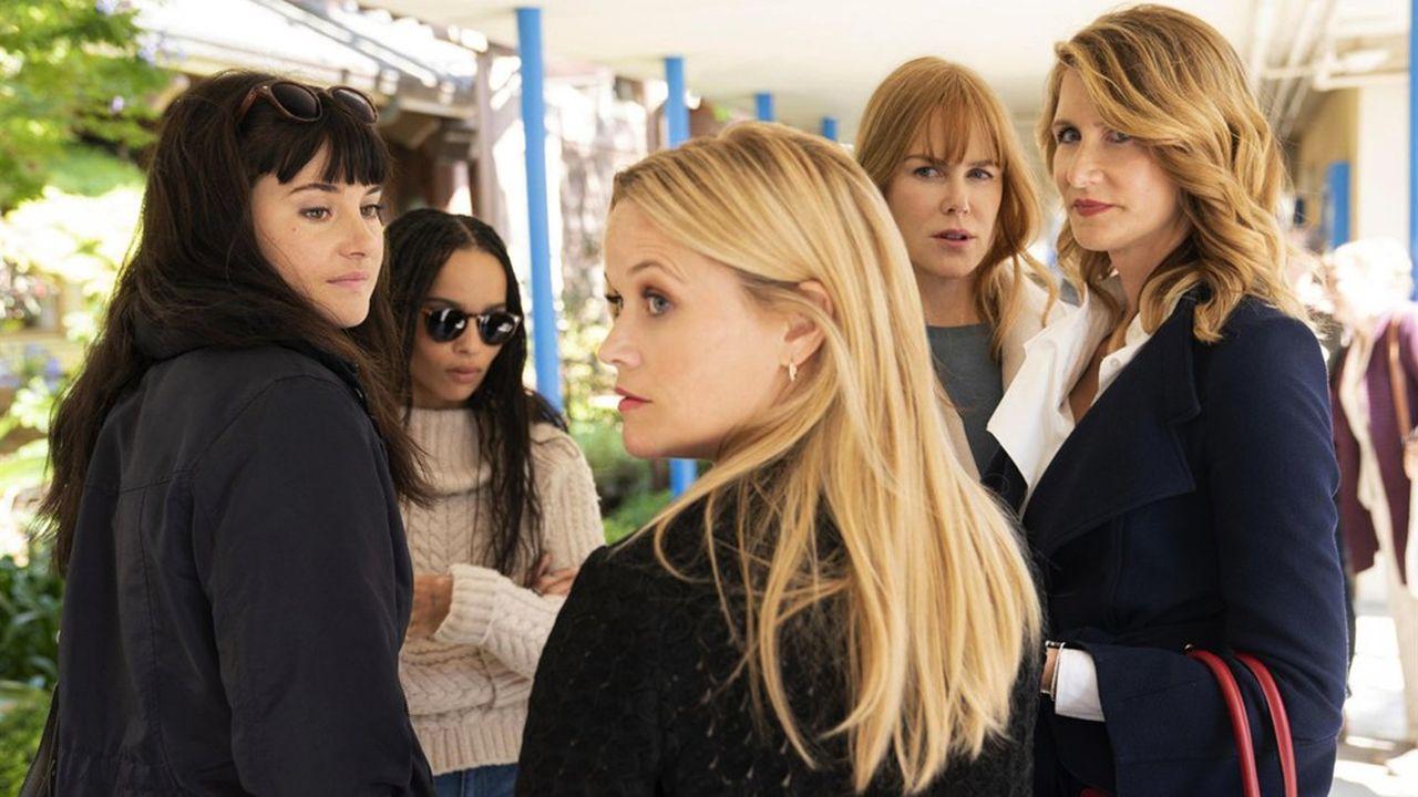 «Big Little Lies», une série HBO dont la saison 2 va être disponible ces jours-ci.