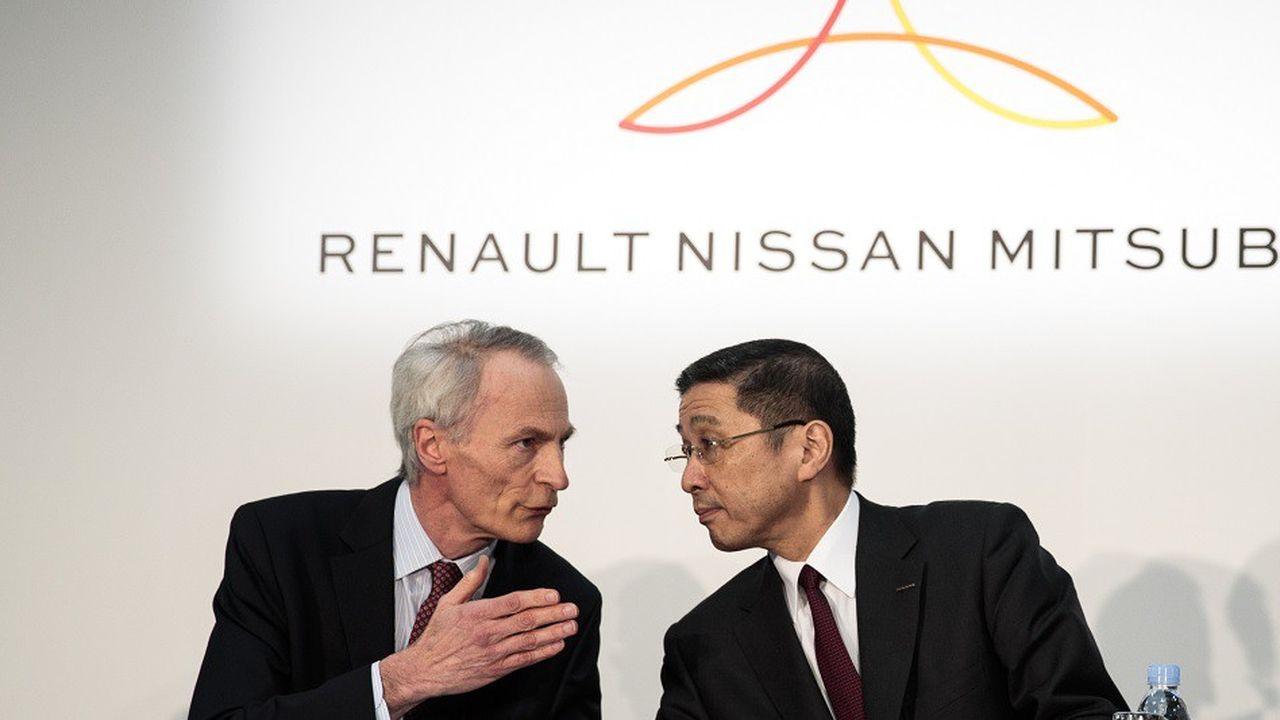 Jean-Dominique Senard fustige l'attitude de l'Etat actionnaire — Renault