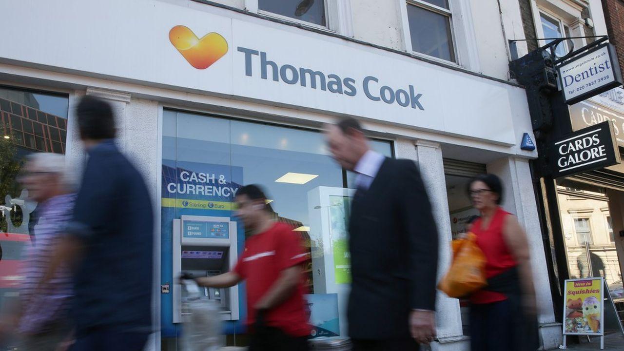 «Il n'est pas certain que cette approche débouchera sur une offre formelle», a précisé Thomas Cook