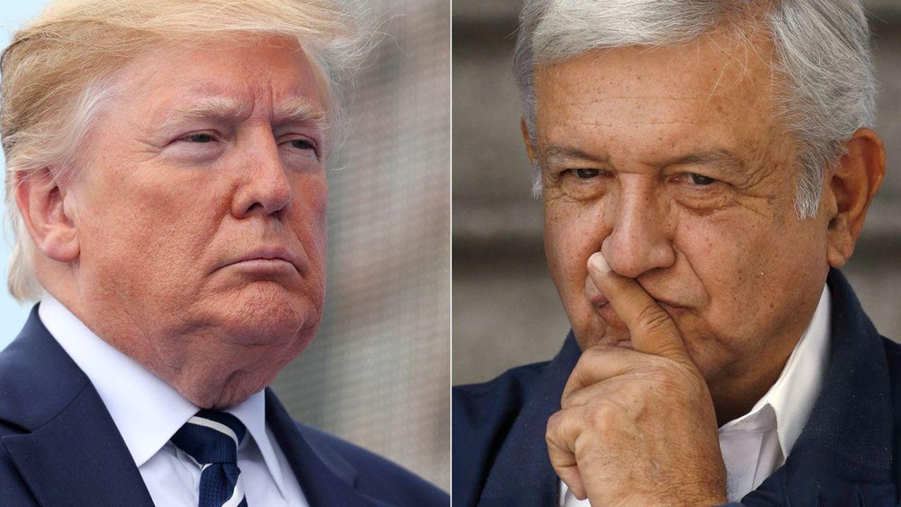 Donald Trump et Andres Manuel Lopez Obrador ont trouvé un compromis sur l'immigration, mais tous les doutes ne sont pas dissipés.