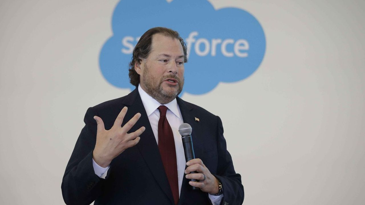 Analytics : Salesforce achète Tableau Software