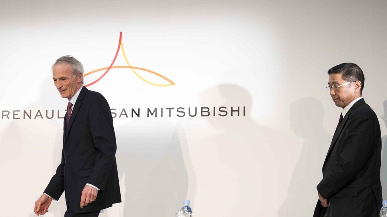 Jean-Dominique Senard a remplacé Carlos à la tête de Renault il y a cinq mois. Depuis, le dirigeant connaît quelques hauts mais surtout des bas.