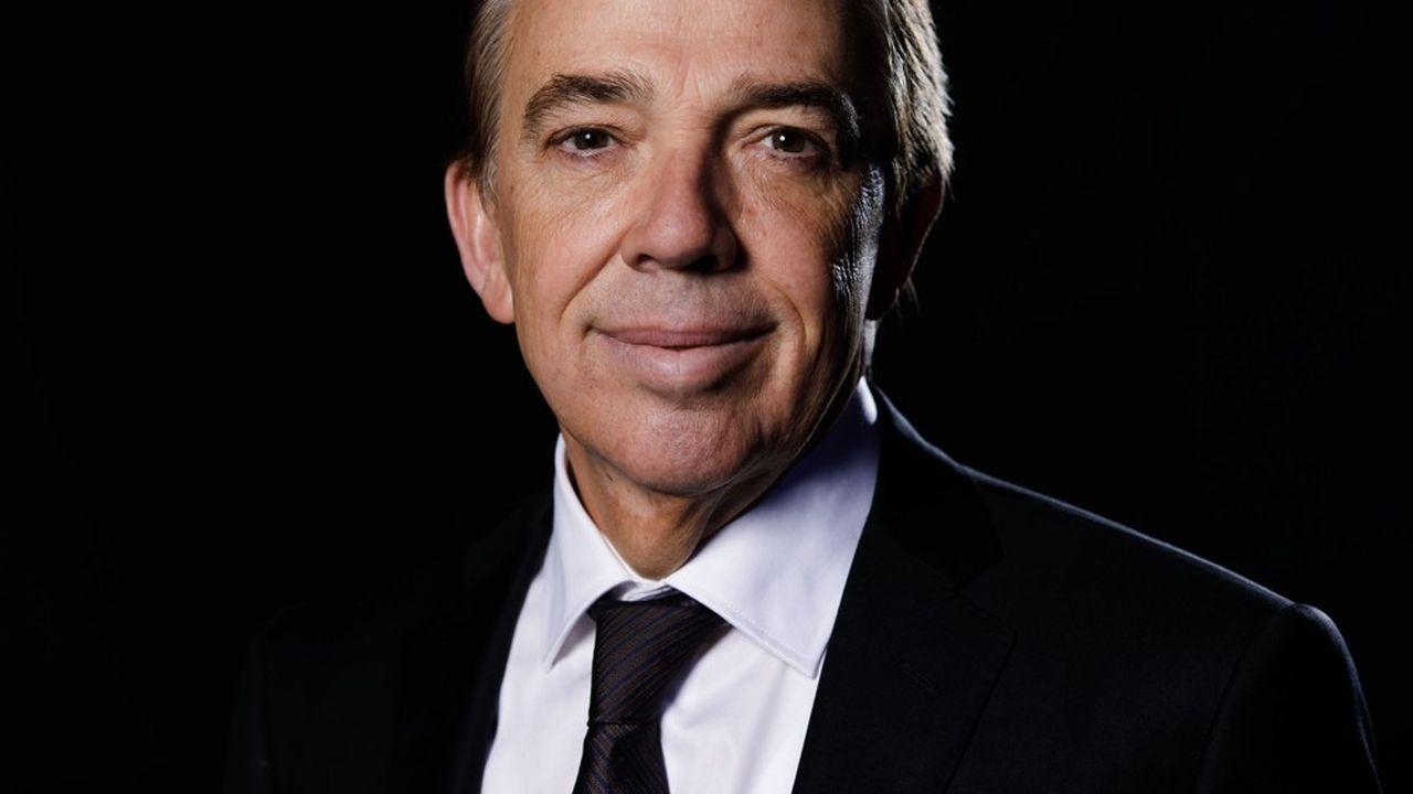 Pascal Raidron, associé fondateur et président de Eight Advisory.