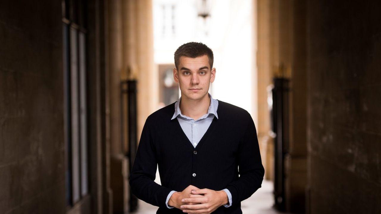 Markus Villig est le jeune PDG de Bolt (ex-Taxify)