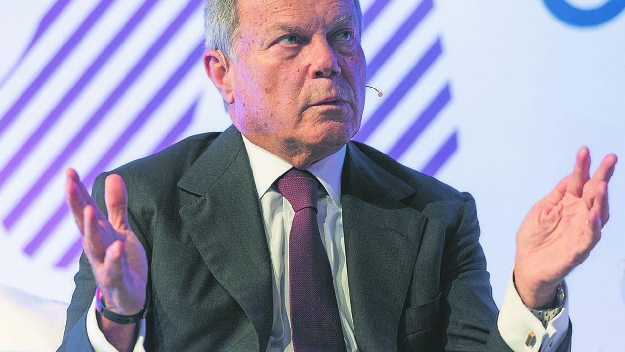 Avec S4C, Martin Sorrell mise sur une offre 100% digitale, combinantcontenu digital, achat média programmatique et «first party data».