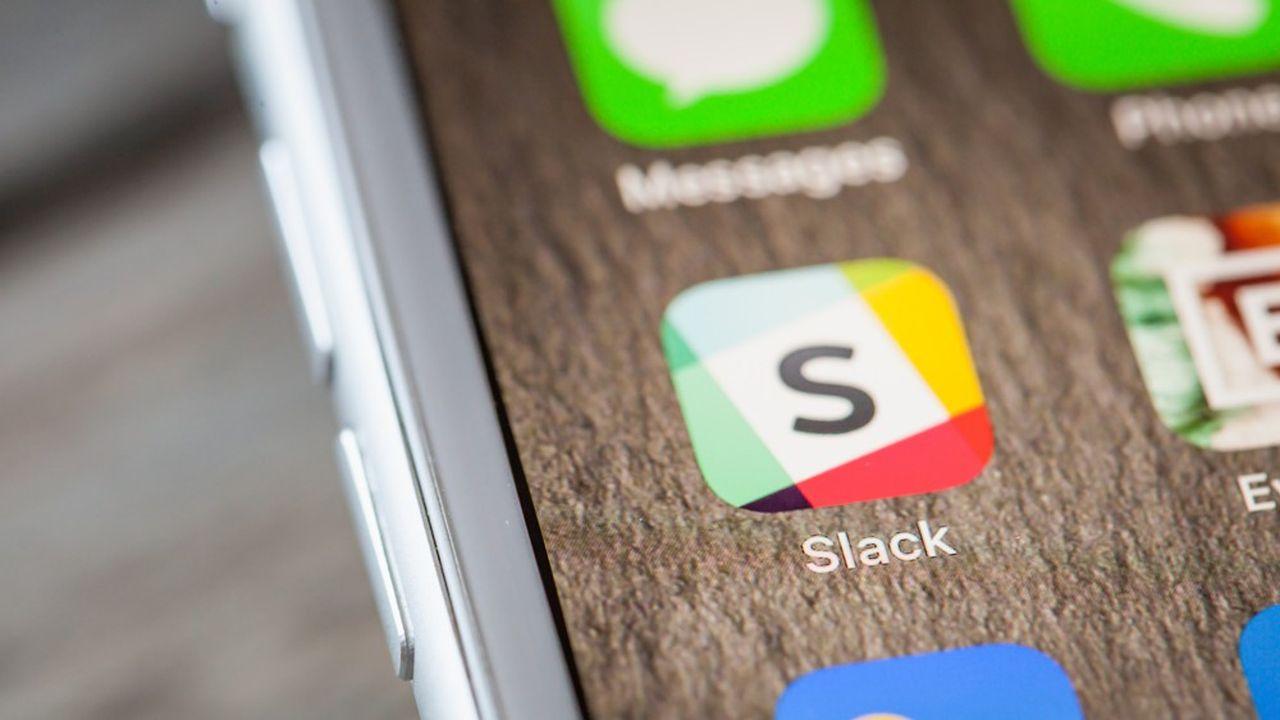 Slack se prépare à entrer en Bourse via une cotation directe.