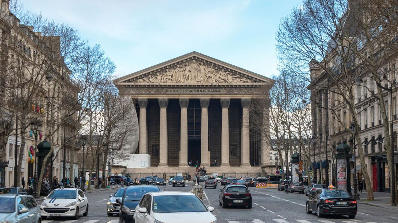 La Madeleine figure parmi les bâtiments prioritaires dans la rénovation des églises parisiennes.