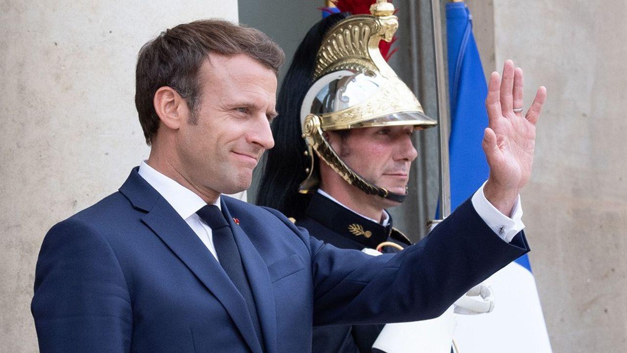 La déclaration d'Emmanuel Macron intervient alors que les négociations sur les postes clés de l'Union européenne sont en cours.