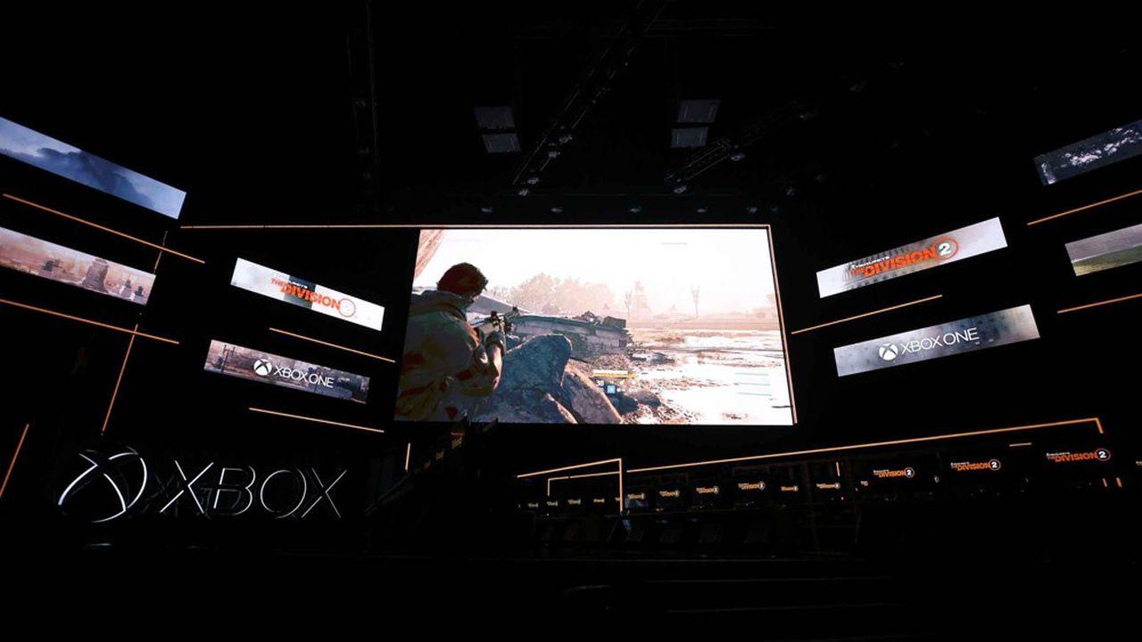 Comme chaque année, des milliers de représentants de l'industrie vidéoludique, de journalistes et d'influenceurs se sont donné rendez-vous à l'E3, le salon mondial du jeu vidéo qui se tient à Los Angeles.