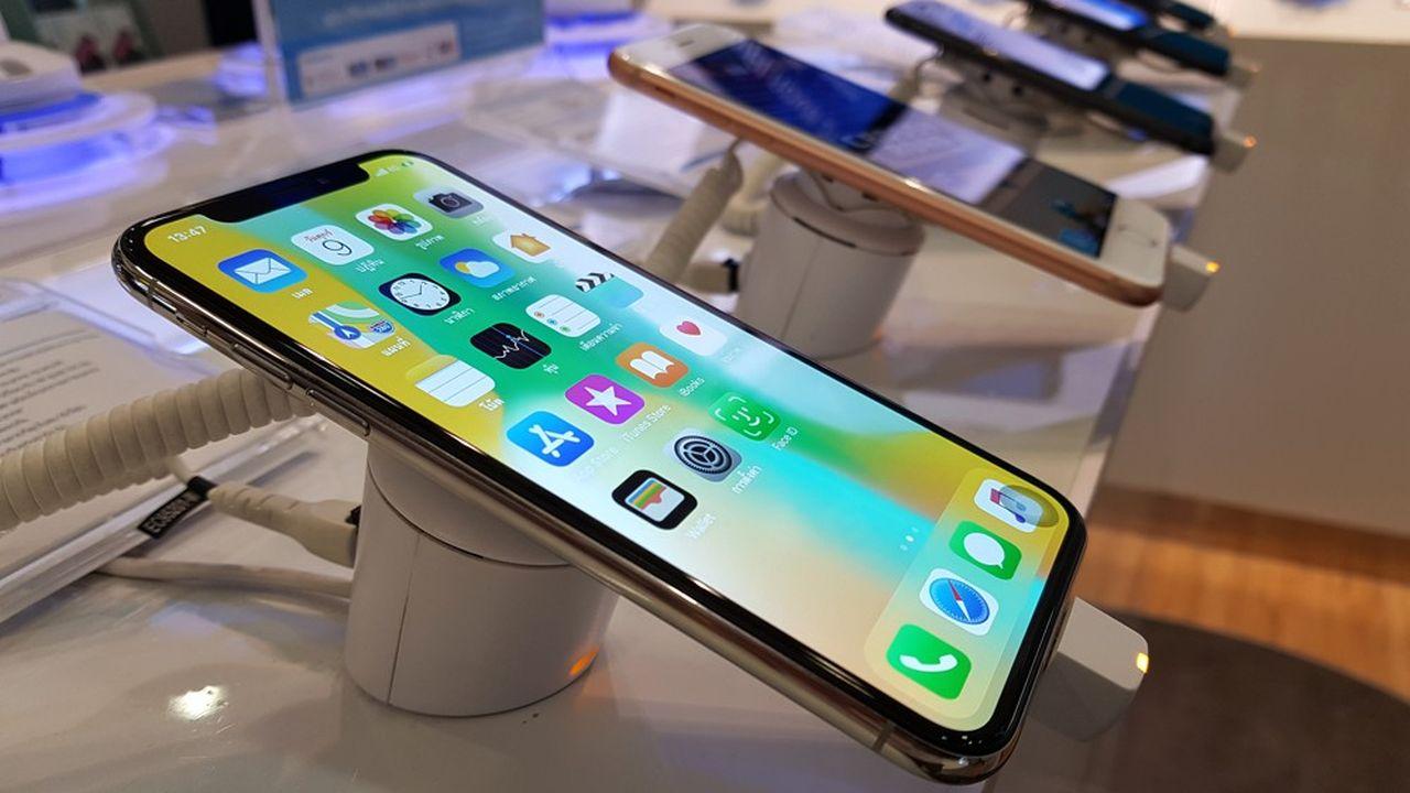 Sur l'ensemble de l'année 2018, Apple a vendu plus de 200millions de smartphones à travers le monde
