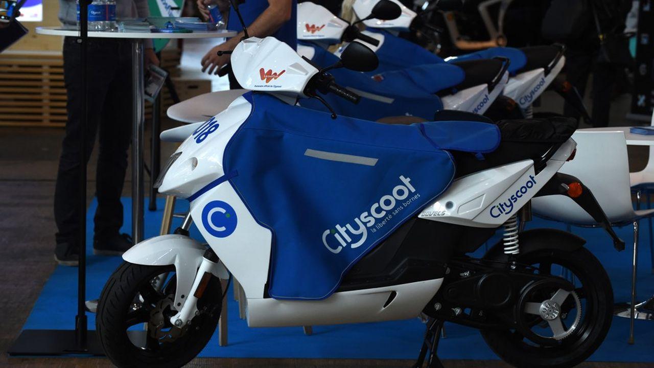CityScoot est une société française. Elle opère à Paris, Nice, Milan et désormais Rome.